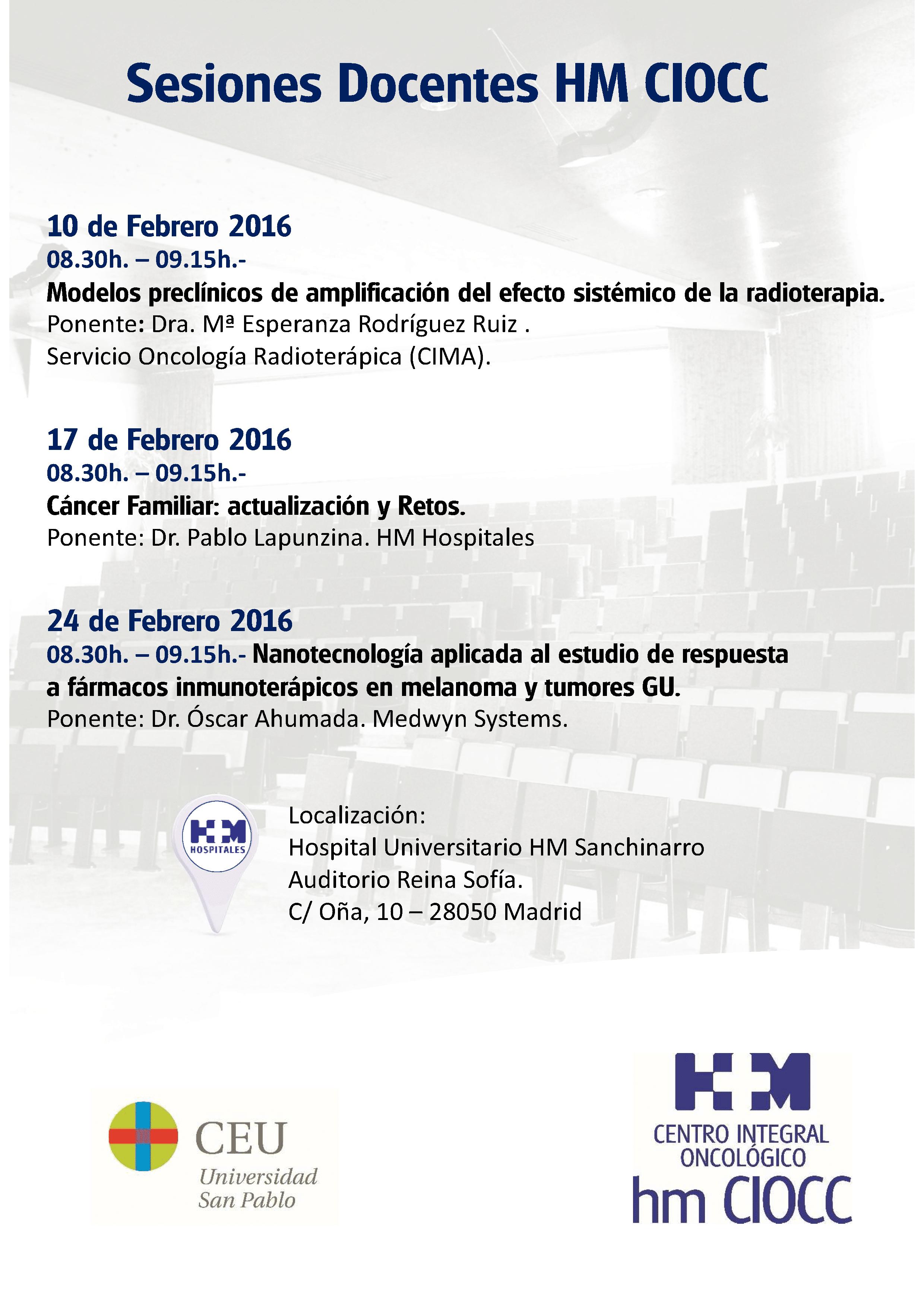 HM CIOCC febrero