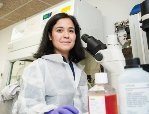 Our scientific advisor, Dr. Priscila Kosaka, was awarded for her research in the oncology field